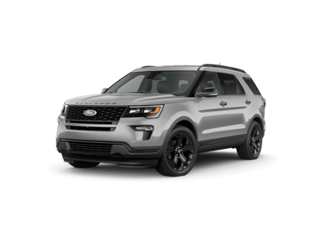 New 2019 Ford Explorer Sport w/Navigation Sport 4WD For Sale/Lease Wantagh, NY